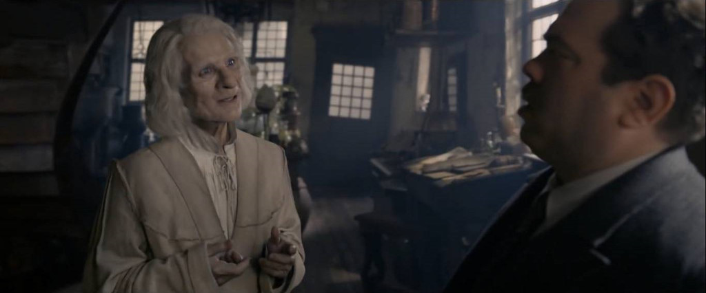 10 chi tiet thu vi duoc he mo trong trailer 'Fantastic Beasts 2' hinh anh 6