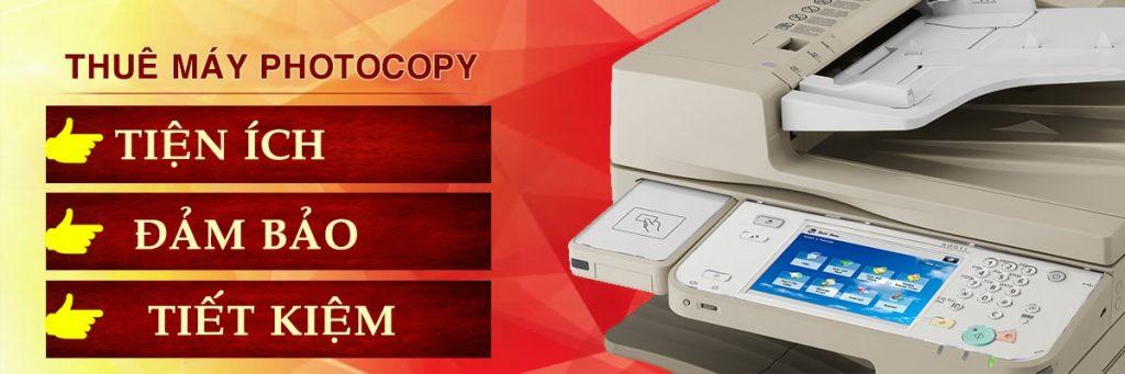 quy trình cho thuê máy photocopy
