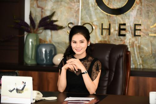 CEO Hà Bùi của thương hiệu thời trang công sở Sohee