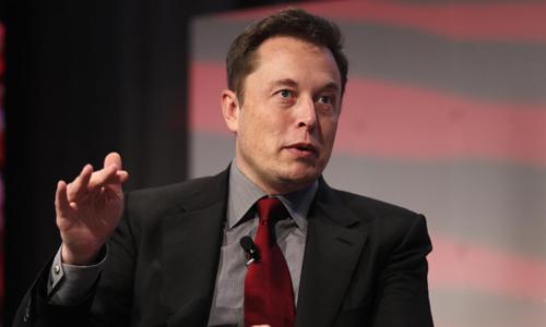 Ông chủ Tesla - Elon Musk. Ảnh: Reuters